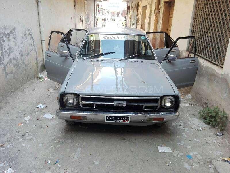 Datsun 120 Y Y 1.2 1979 Image-2
