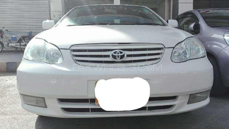 Toyota Corolla SE Saloon Automatic 2005 Image-1