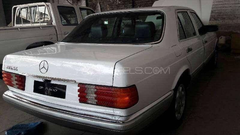 Mercedes Benz S Class 300SE 1988 Image-7