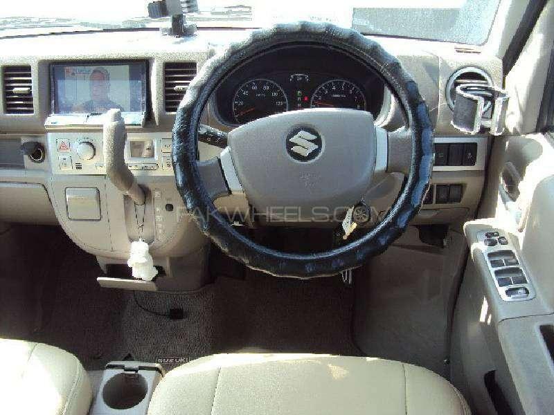 Suzuki Every Wagon PZ Turbo Special 2011 Image-5