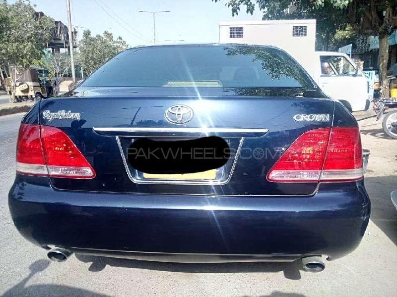 Toyota Crown Royal Saloon G 2004 Image-10
