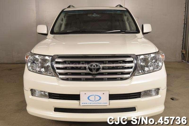 Toyota Land Cruiser ZX 2011 Image-4