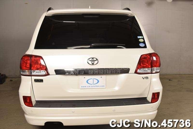 Toyota Land Cruiser ZX 2011 Image-6