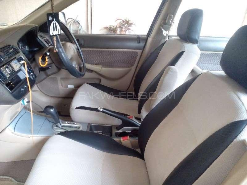 Honda Civic VTi Oriel Prosmatec 1.6 2005 Image-5