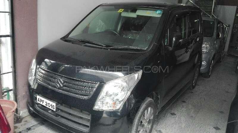 Suzuki Wagon R Limited 2012 Image-2