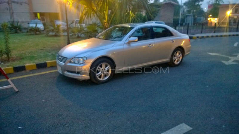 Toyota Mark X 250G F Package 2006 Image-2