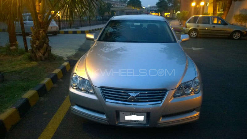 Toyota Mark X 250G F Package 2006 Image-1