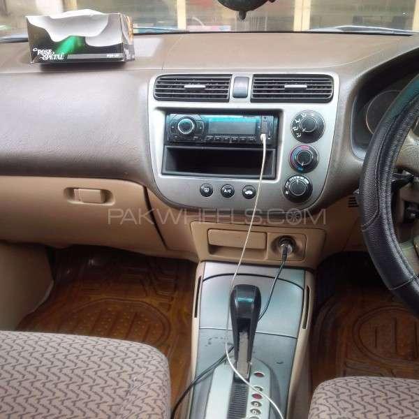 Honda Civic EXi Prosmatec 2004 Image-7