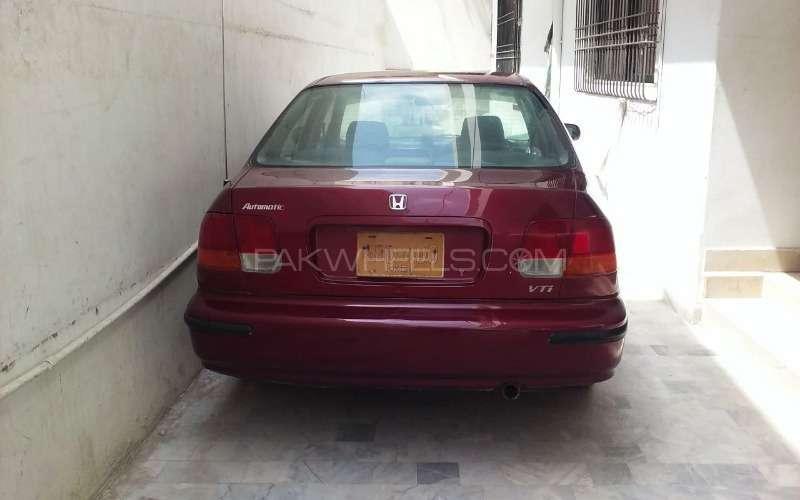 Honda Civic VTi Automatic 1.6 1997 Image-5