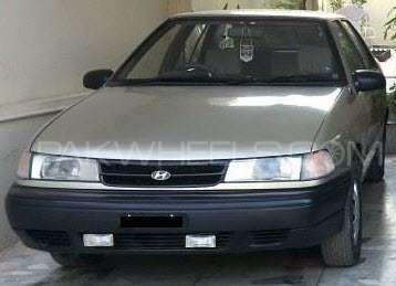 Hyundai Excel Basegrade 1992 Image-4