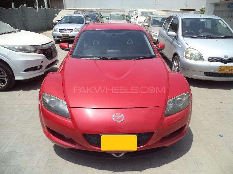 Mazda RX8 Type S 2004 Image-2