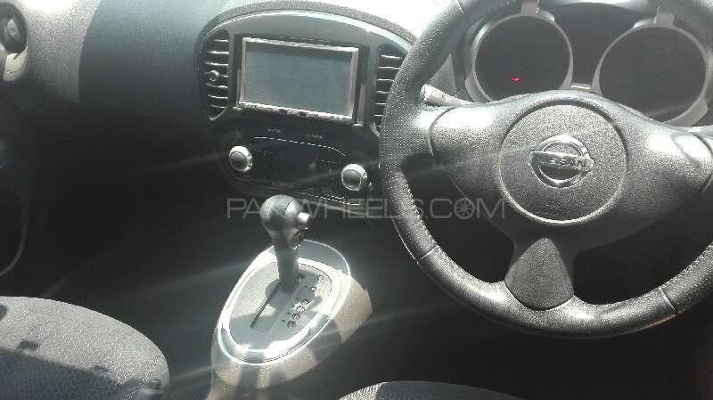Nissan Juke 2011 Image-10