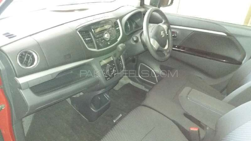 Suzuki Wagon R Stingray 2013 Image-4