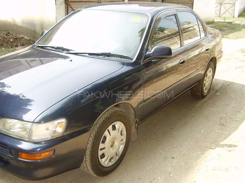 Toyota Corolla SE Limited 1993 Image-6