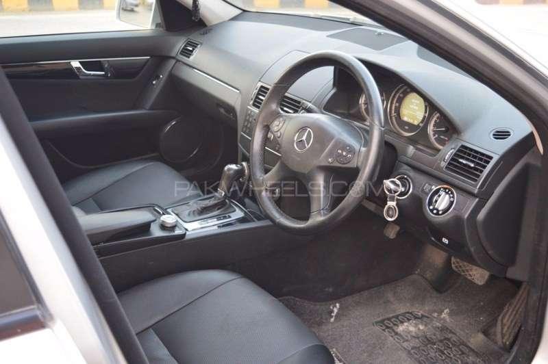 Mercedes Benz C Class C180 2008 Image-8