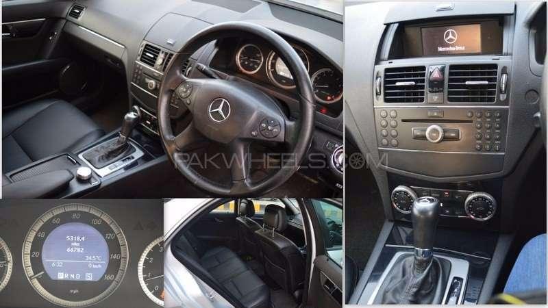 Mercedes Benz C Class C180 2008 Image-12