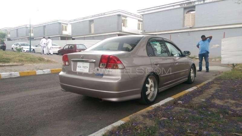 Honda Civic VTi Oriel Prosmatec 1.6 2002 Image-4