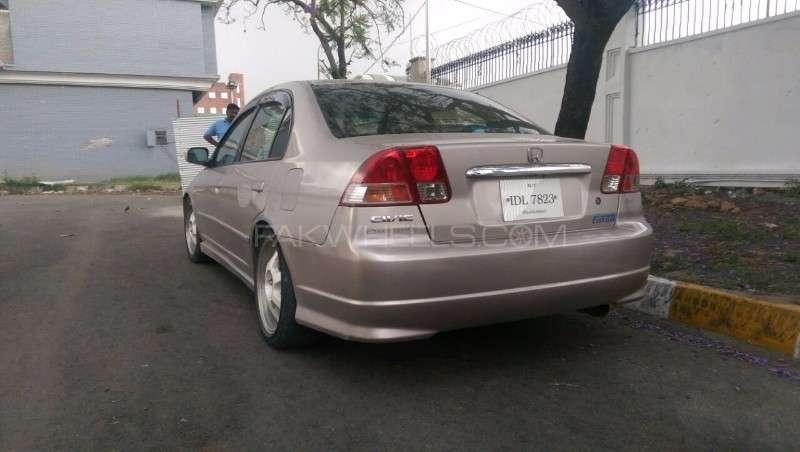 Honda Civic VTi Oriel Prosmatec 1.6 2002 Image-3