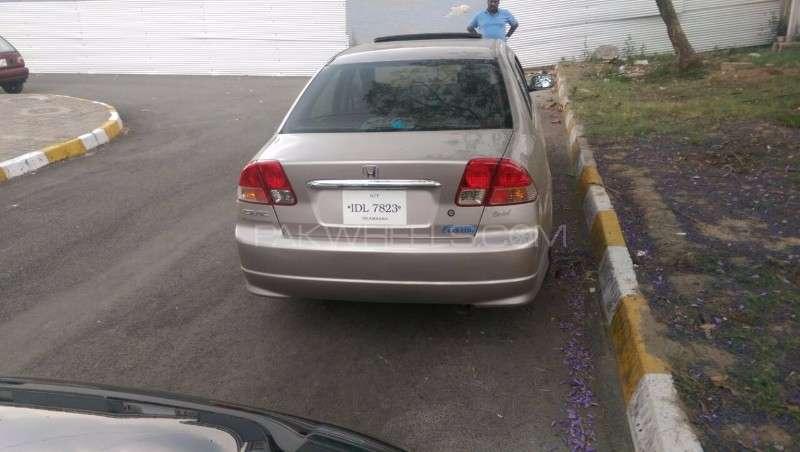 Honda Civic VTi Oriel Prosmatec 1.6 2002 Image-9