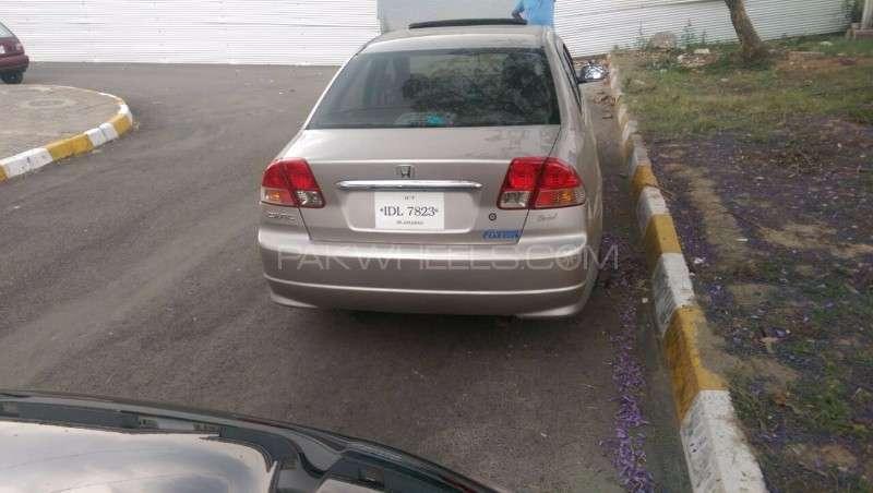 Honda Civic VTi Oriel Prosmatec 1.6 2002 Image-10