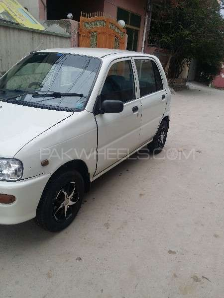 Daihatsu Cuore CX 2002 Image-2