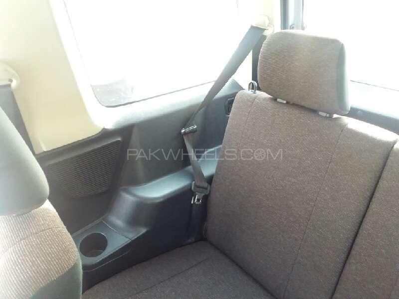 Mitsubishi Pajero Mini 2012 Image-5
