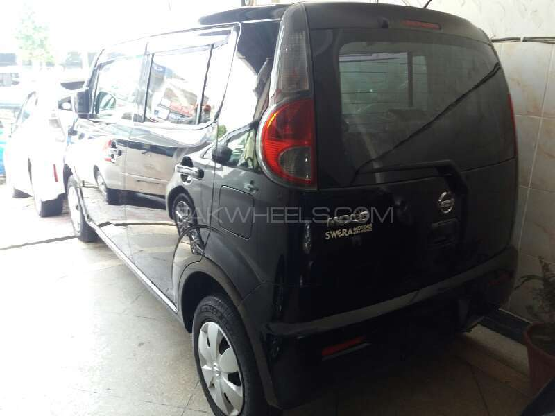 Nissan Moco X 2013 Image-4