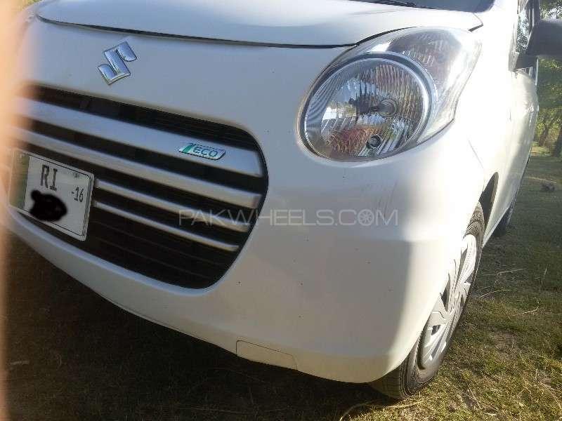 Suzuki Alto E 2014 Image-5