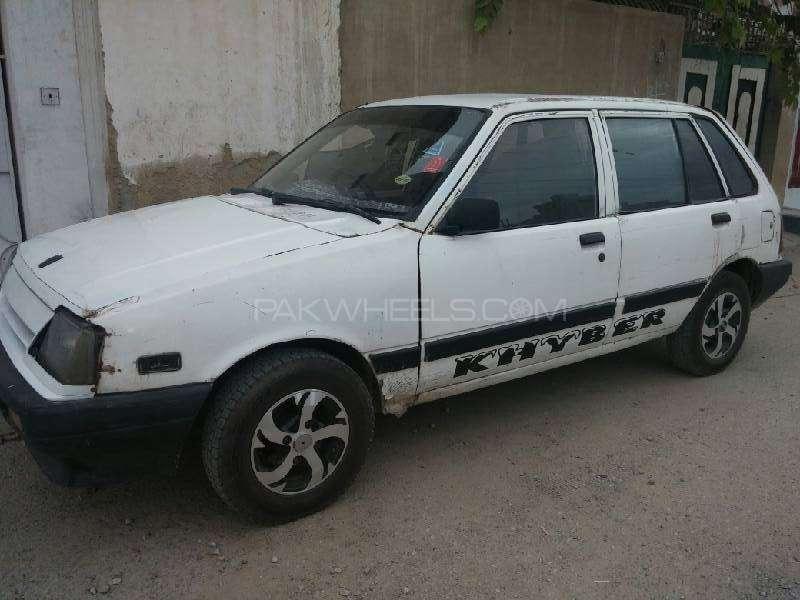 Suzuki Khyber 1989 Image-2