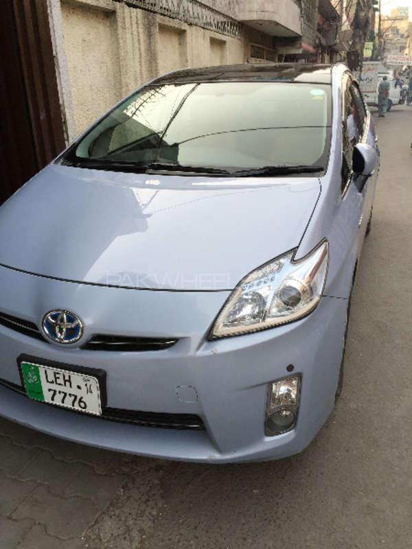 Toyota Prius G 1.8 2010 Image-3