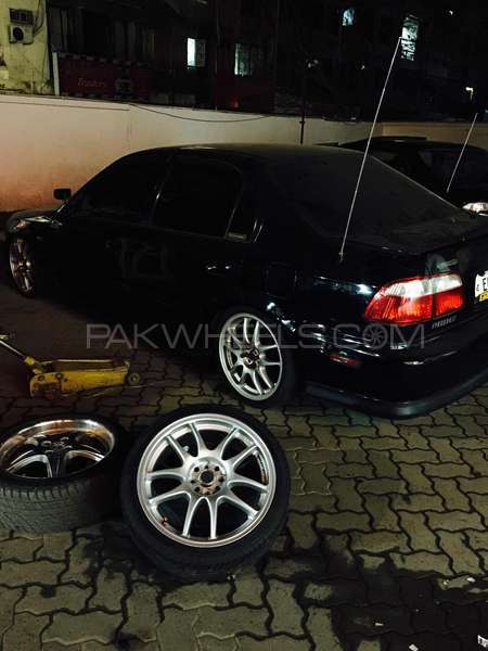 Works  alloy rims Image-1