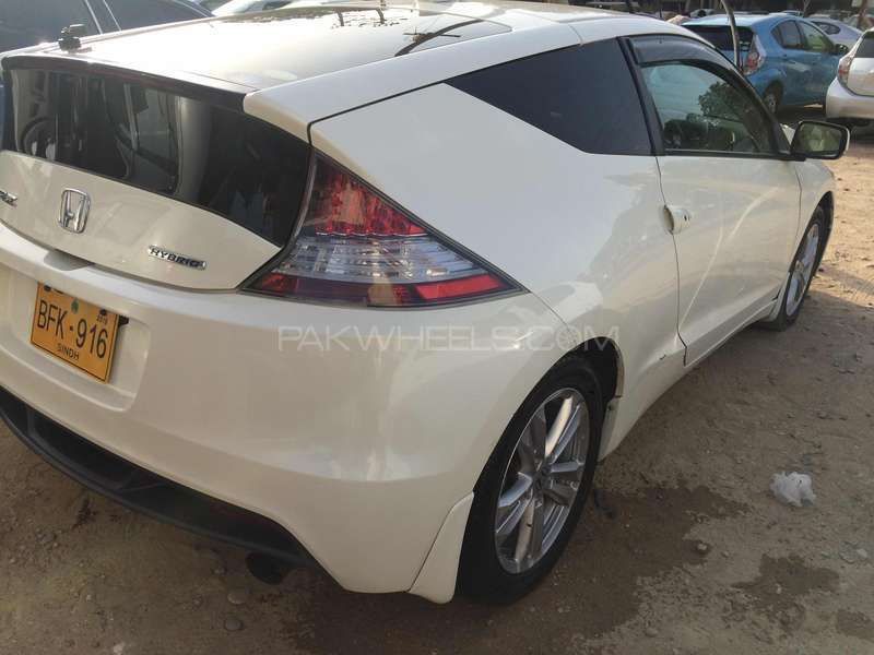 Honda CR-Z Sports Hybrid Alpha 2010 Image-5