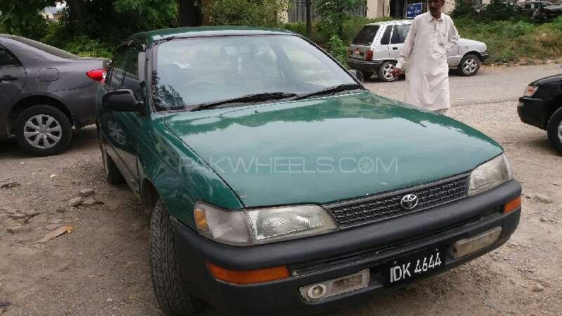 Toyota Corolla XE 1995 Image-3