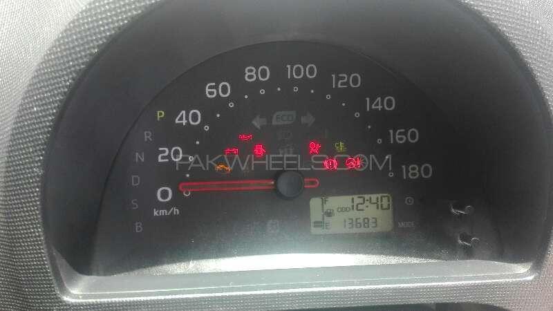 Toyota Passo X 2013 Image-4