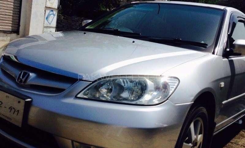 Honda Civic VTi Oriel 1.6 2006 Image-1
