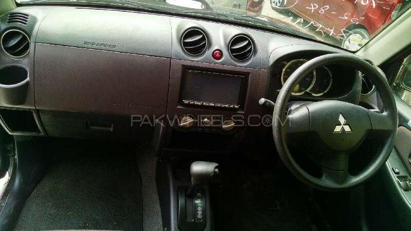 Mitsubishi Pajero Mini 2012 Image-2