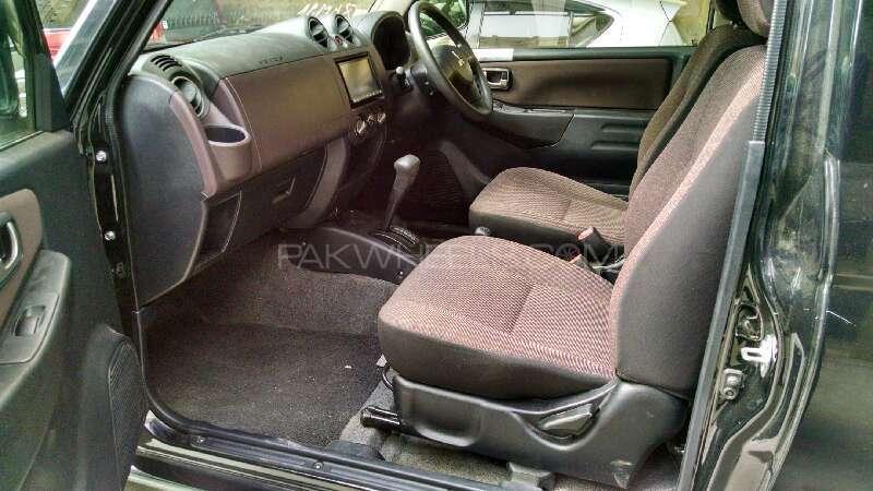 Mitsubishi Pajero Mini 2012 Image-3