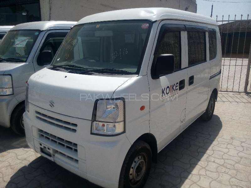 Suzuki Every GA 2012 Image-3