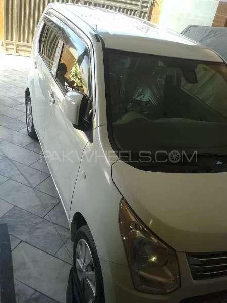 Suzuki Wagon R 2013 Image-2