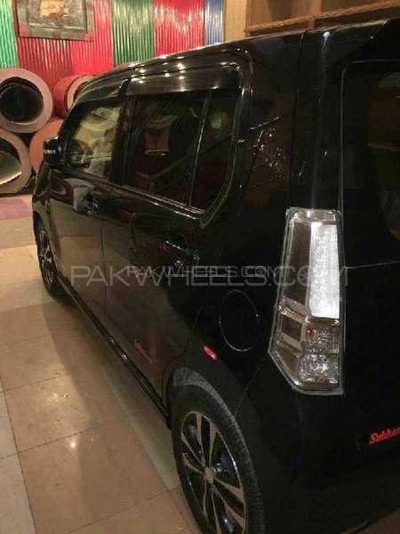 Suzuki Wagon R Stingray X 2014 Image-2