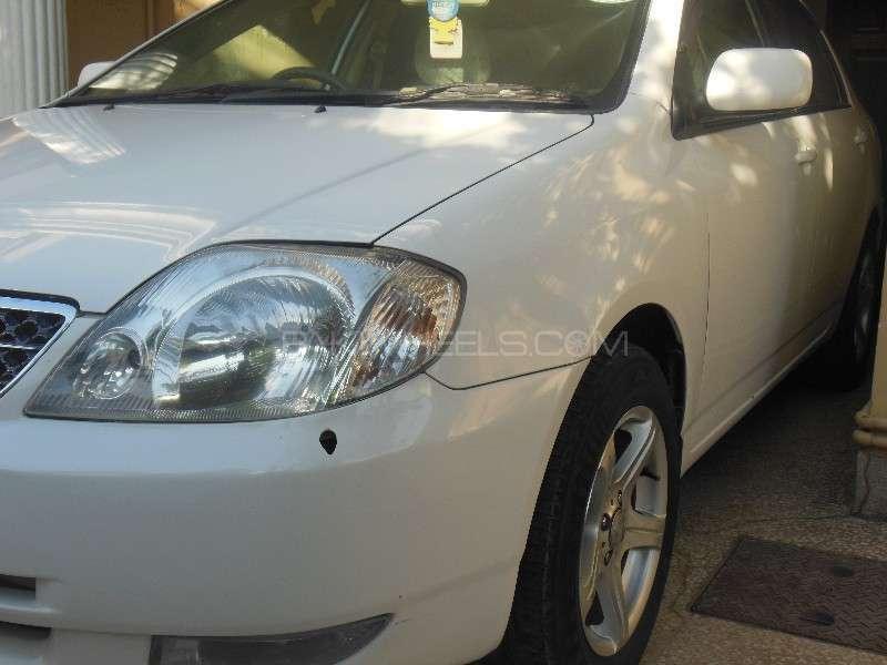 Toyota Corolla X 1.5 2002 Image-1