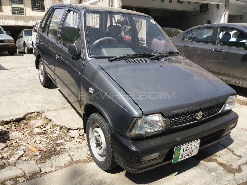Suzuki Mehran VX 2011 Image-2