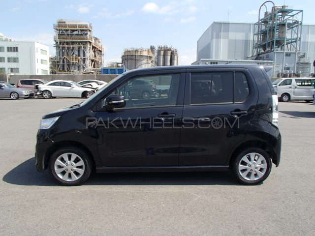 Suzuki Wagon R Stingray X 2013 Image-6