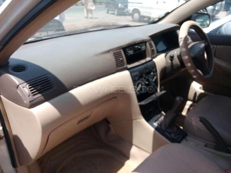 Toyota Corolla XLi 2007 Image-3