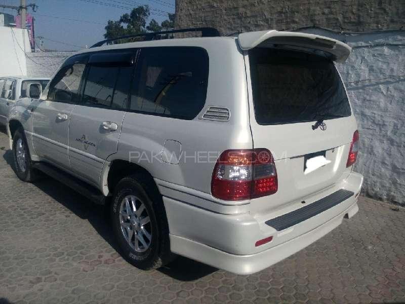 Toyota Land Cruiser GX 4.2D 1998 Image-6