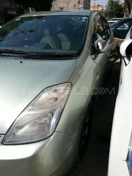 Toyota Prius 2007 Image-3