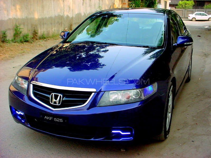 honda accord type s 2003 for sale in lahore pakwheels. Black Bedroom Furniture Sets. Home Design Ideas