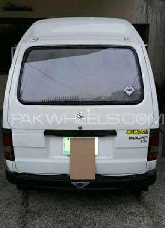Suzuki Bolan VX (CNG) 2011 Image-2