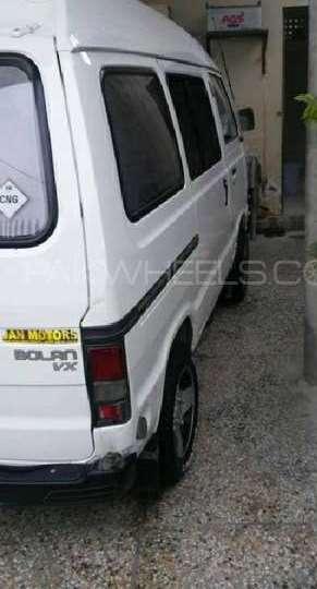 Suzuki Bolan VX (CNG) 2011 Image-4