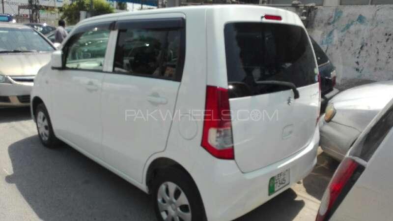 Suzuki Wagon R FX 2011 Image-2